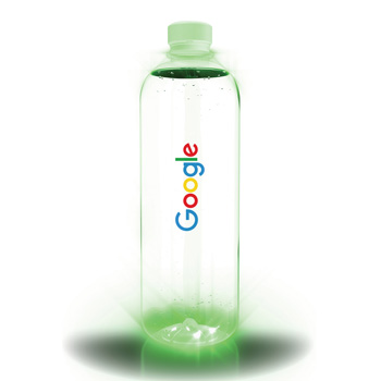 Mojo Light Up Bottled Water