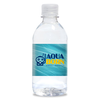 12 oz Aquatek Bottled Water